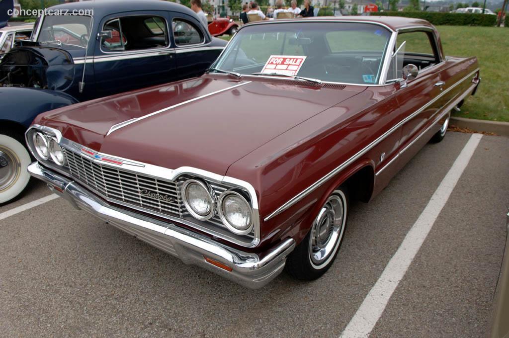 1964 Chevrolet Impala Series Image. https://www ...