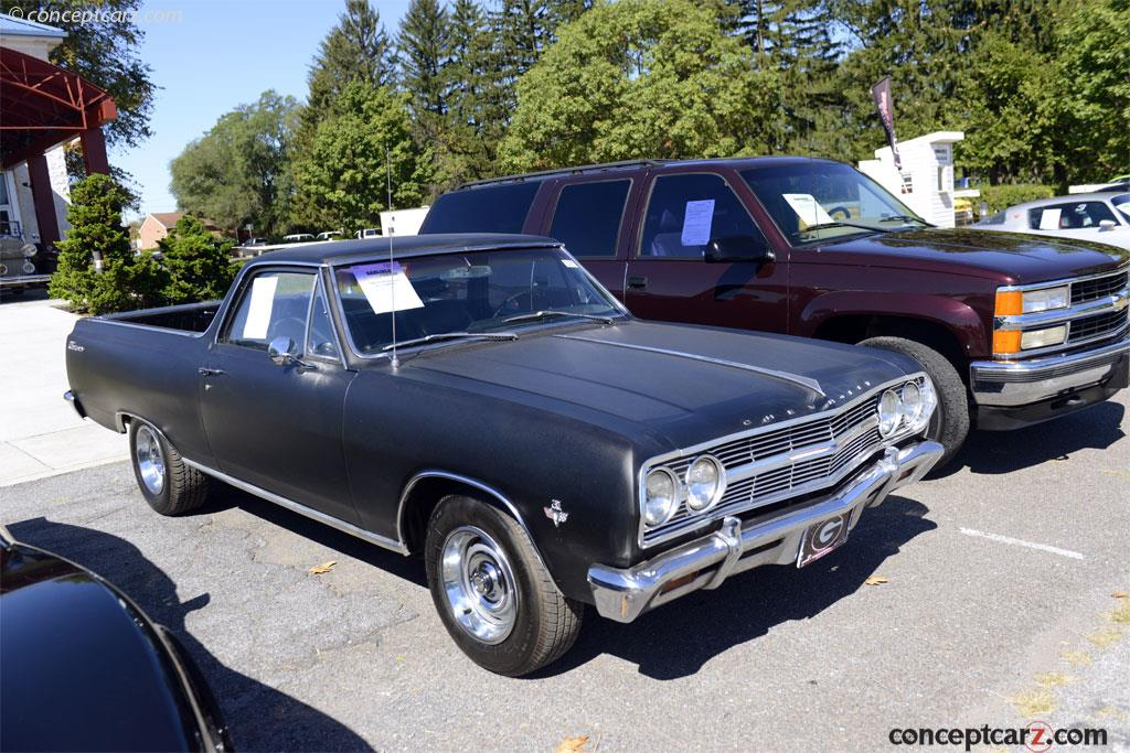 For Sale 65 Corsa Convertible Rolling Chassis California: Auction Results And Sales Data For 1965 Chevrolet El