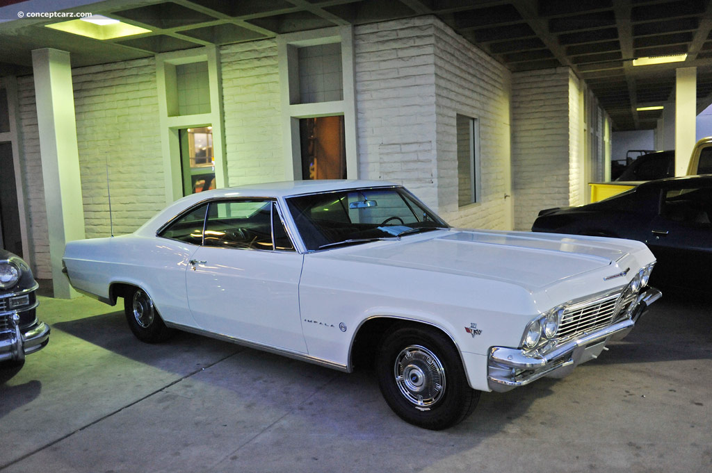 Auction Results And Sales Data For 1965 Chevrolet Impala Series