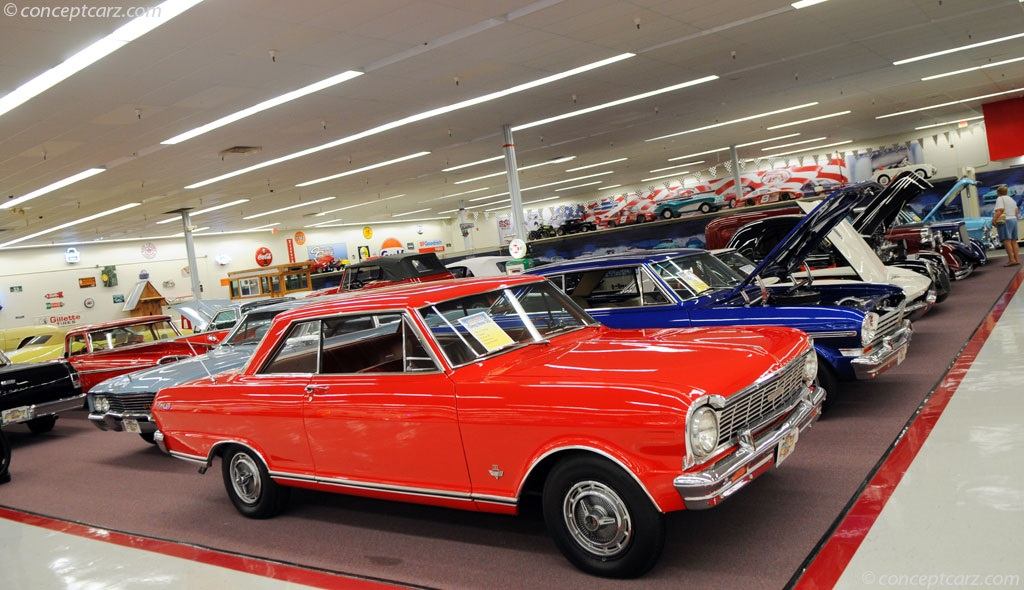 1967 Chevrolet Nova Series Conceptcarz Com