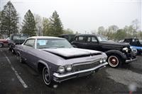 1965 Chevrolet Impala Series.  Chassis number 166675F202981