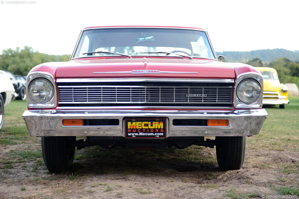 1966 Chevrolet Chevy II Series History, Pictures, Value, Auction Sales, Research and News