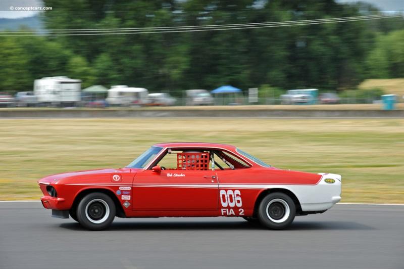 1966 Chevrolet Corvair Series