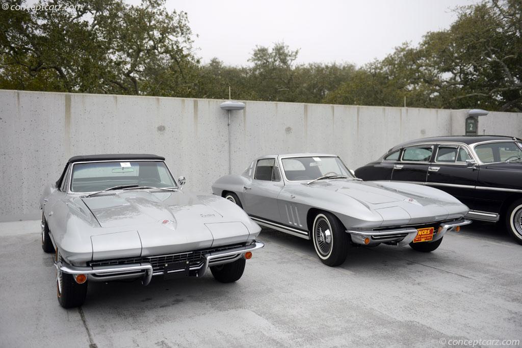 1966 Chevrolet Corvette C2