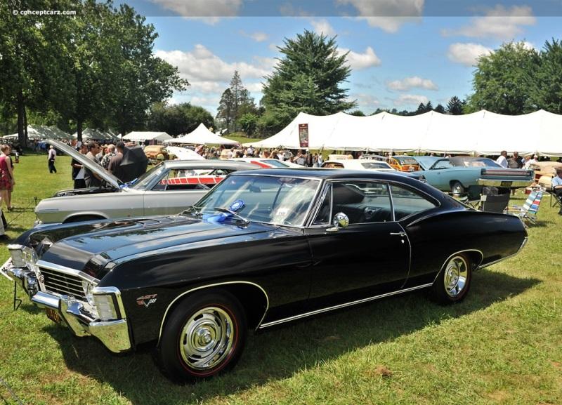 1967 Chevrolet Impala Series Image. Photo 84 of 96