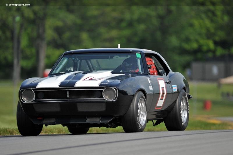 1967 Chevrolet Camaro Series