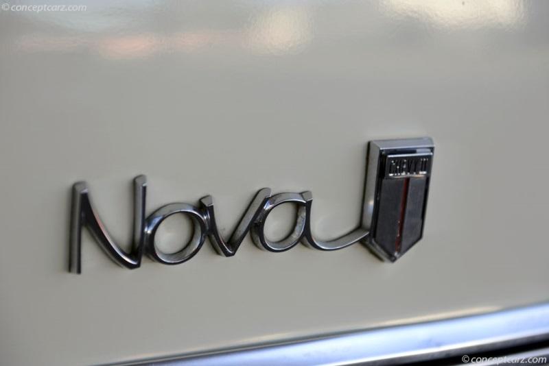 1967 Chevrolet Nova Series