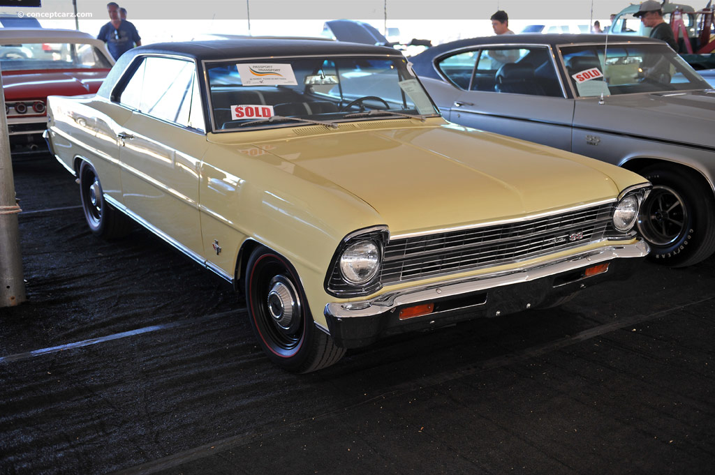1967 chevrolet chevy ii series history pictures value auction sales research and news. Black Bedroom Furniture Sets. Home Design Ideas