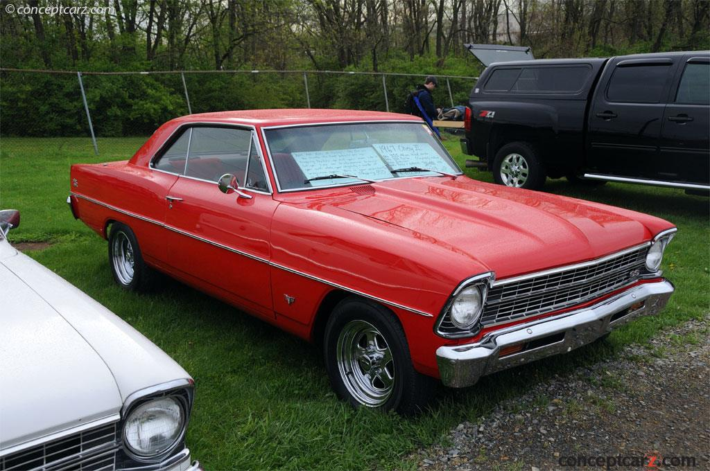 1967 Chevrolet Chevy II Series