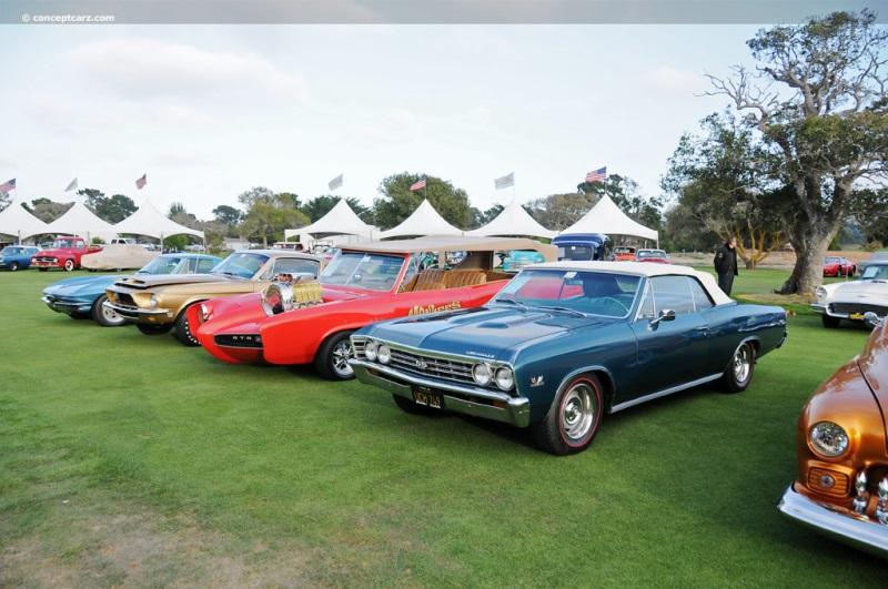 1967 Chevrolet Chevelle SS Series | conceptcarz com