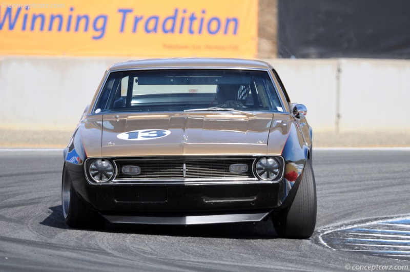 1968 Chevrolet Camaro Series