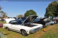 1968 Chevrolet Caprice Series image.