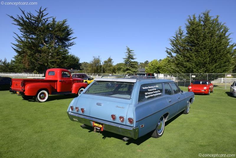 1968 Chevrolet Impala Series | conceptcarz com