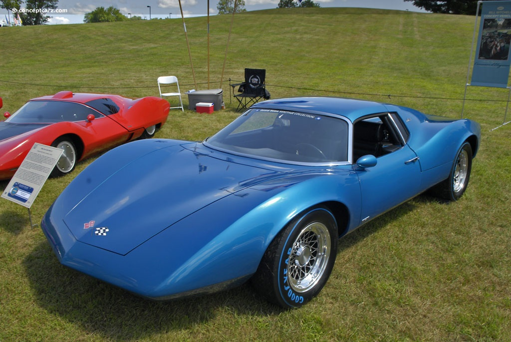 Chevy Corvette 2018 >> 1968 Chevrolet Astro II Image. Photo 31 of 31