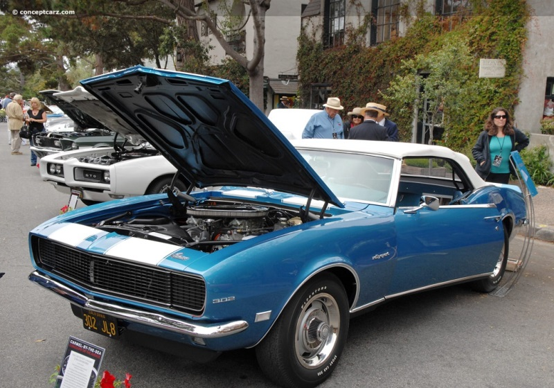 1968 Chevrolet Camaro Z28 History Pictures Value Auction Sales Research And News