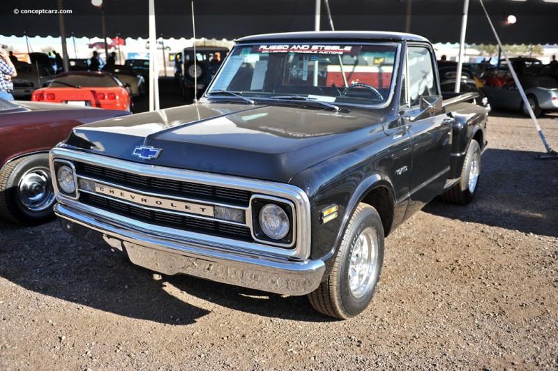 1969 Chevrolet C10 Image. Chis number CS149B826950. Photo 4 of 7