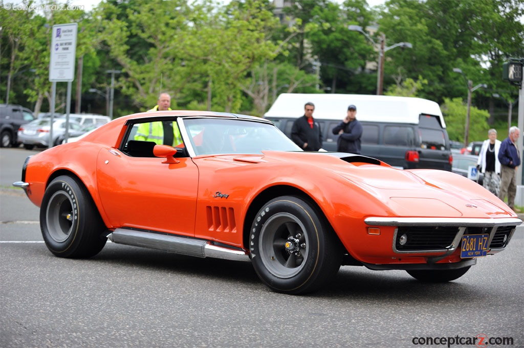 1969 Baldwin-Motion Corvette Phase III History, Pictures ...