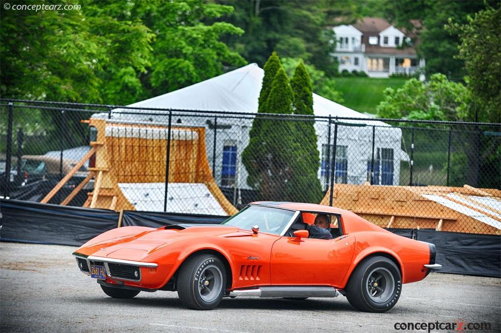 1969 Baldwin-Motion Corvette Phase III