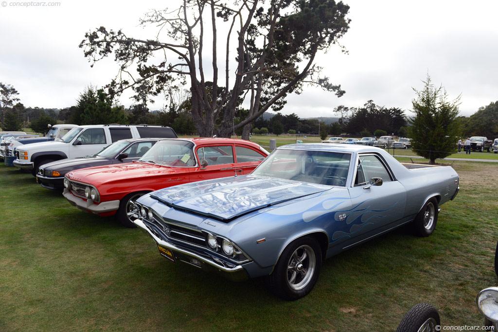 1969 Chevrolet El Camino | conceptcarz.com