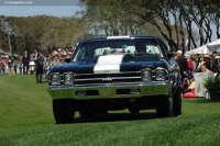 1969 Baldwin-Motion SS427 Phase III Chevelle