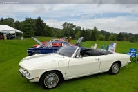 1969 Chevrolet Corvair Series