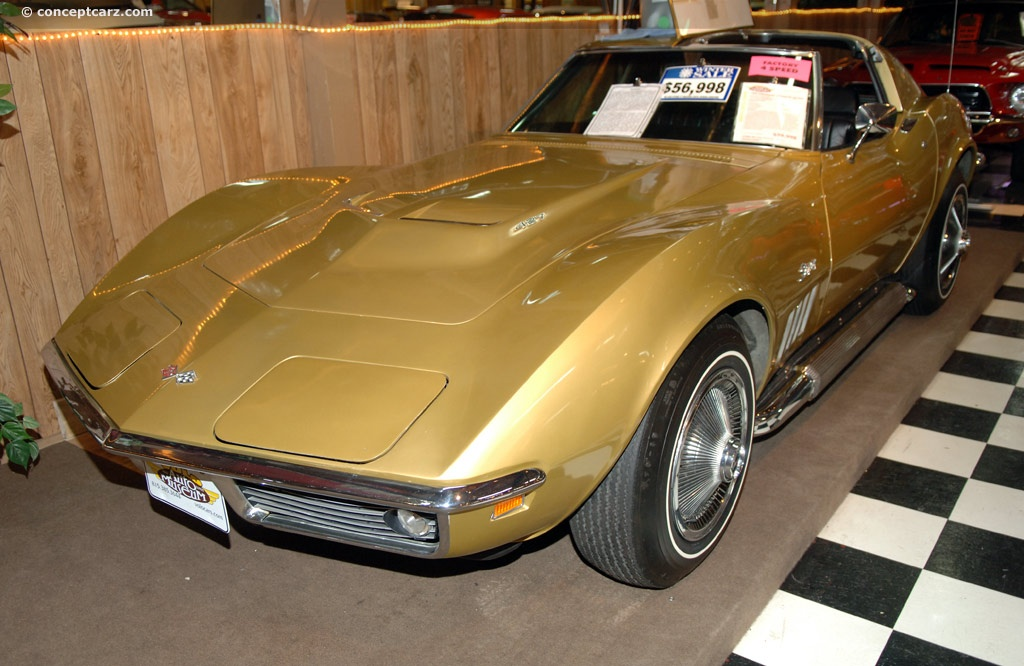 Chevy Corvette 2018 >> 1969 Chevrolet Corvette C3 Image. Photo 296 of 327