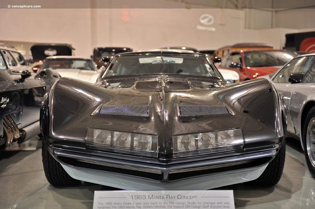 1969 Chevrolet Corvette Manta Ray