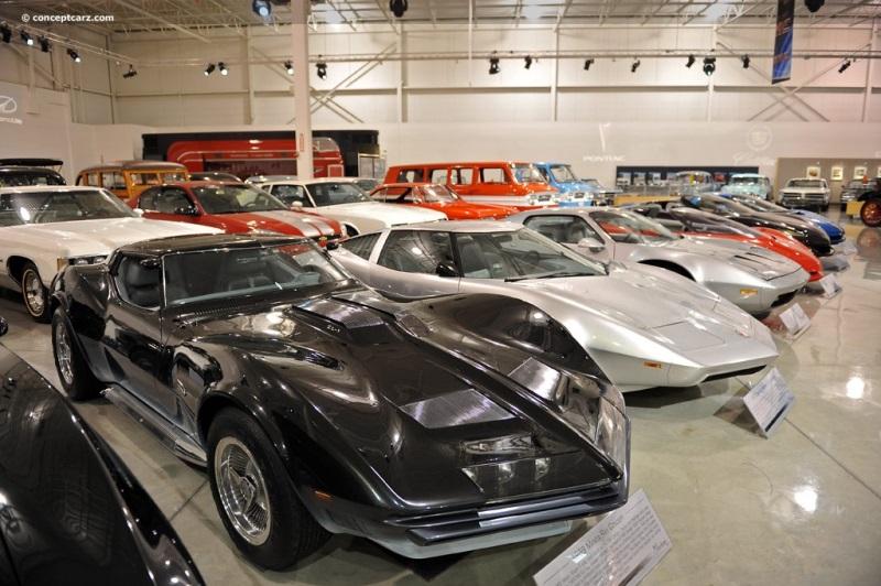 1969 Chevrolet Corvette Manta Ray