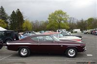 1969 Chevrolet Chevelle Series.  Chassis number 136379A352600
