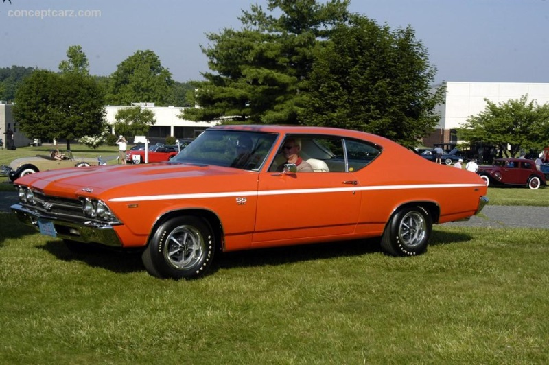 Concept Chevy Chevelle >> 1969 Chevrolet Chevelle Series Image. Photo 131 of 187