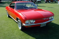 1969 Chevrolet Corvair Mitchell Monza