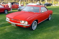 1969 Chevrolet Corvair Mitchell Monza image.
