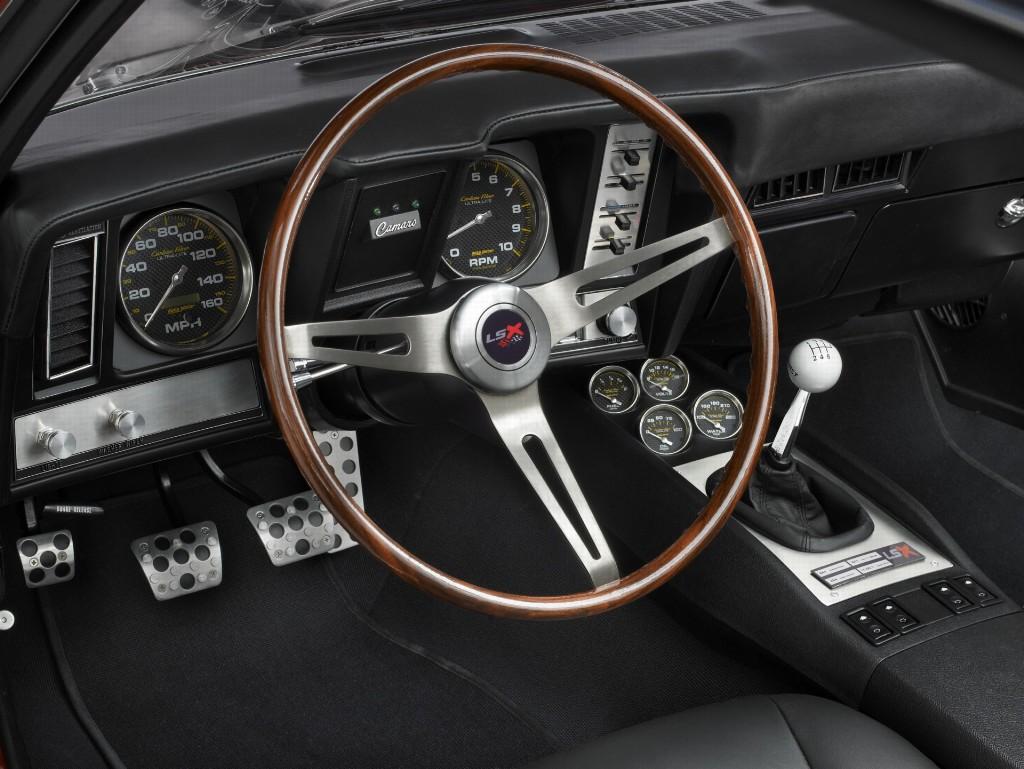 1969 Chevrolet Reggie Jackson Camaro History, Pictures, Sales Value ...