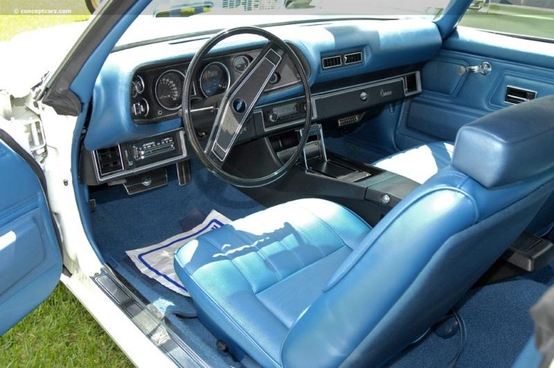 1970 Chevrolet Camaro Series