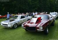 1970 Chevrolet Pro Stock Camaro image.