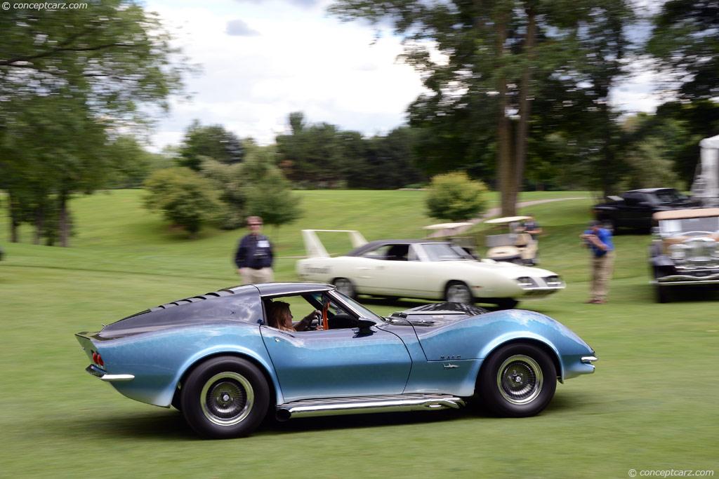 1970 Baldwin Motion Corvette Maco Shark Image