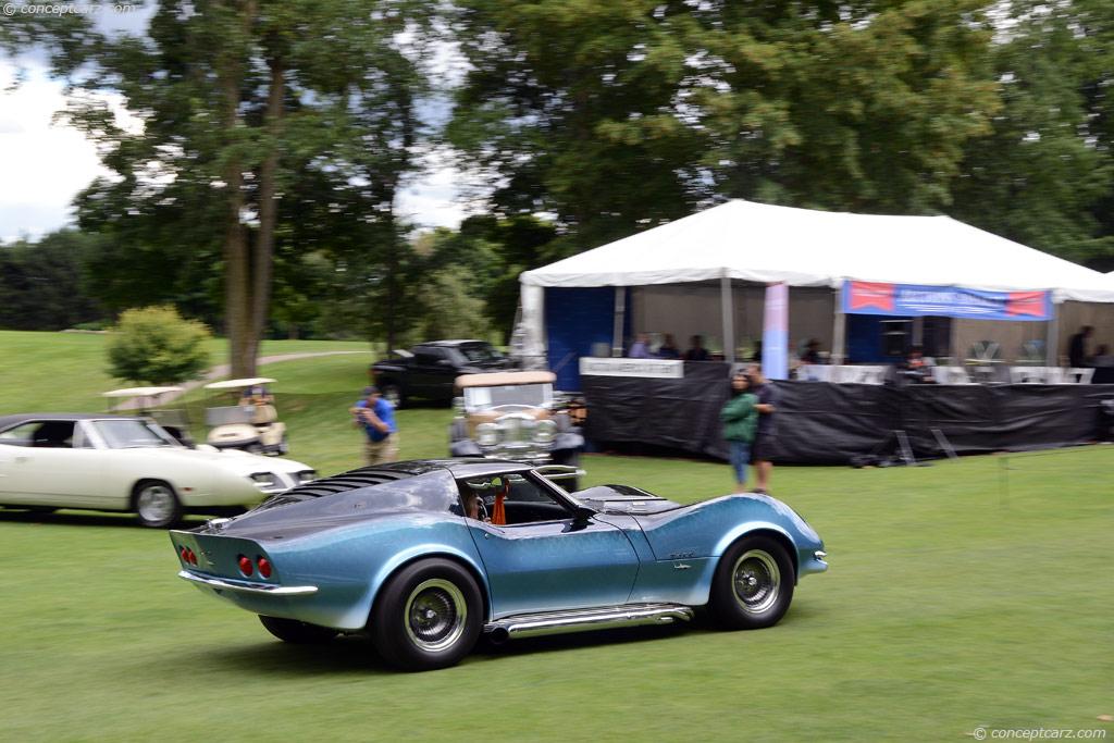 1970 Baldwin Motion Corvette Maco Shark Image Photo 12 Of 24