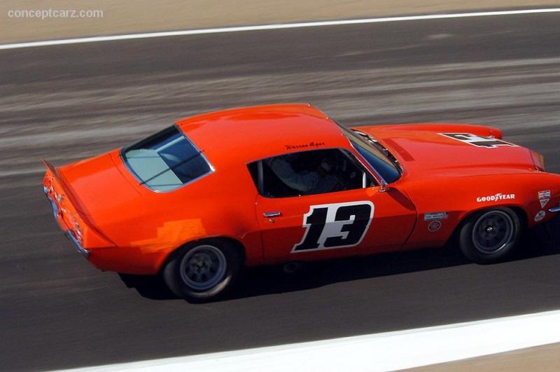 1970 Chevrolet Camaro Trans-Am Racer