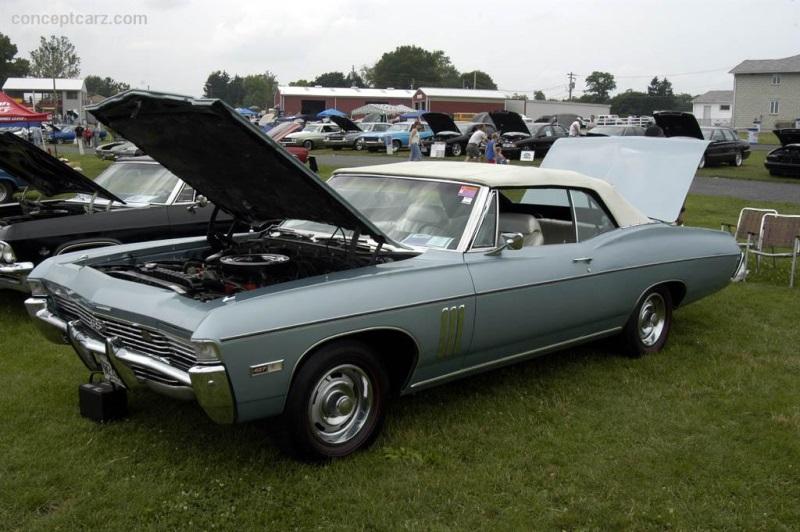 1970 Chevrolet Caprice Series