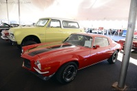 1971 Chevrolet Camaro Series.  Chassis number 124871L509784