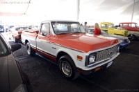 1971 Chevrolet C10.  Chassis number CE141B633866