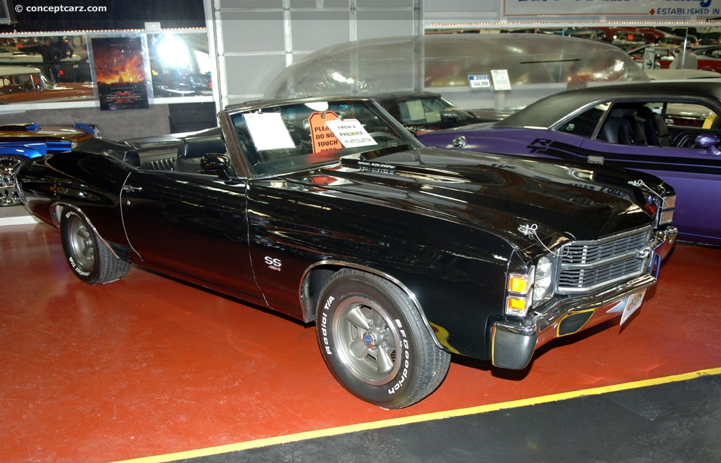 auction results and sales data for 1971 chevrolet chevelle. Black Bedroom Furniture Sets. Home Design Ideas