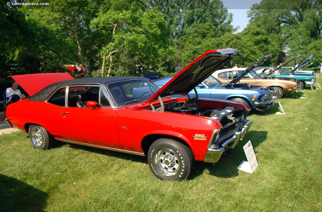 1971 Chevrolet Nova Series History Pictures Value