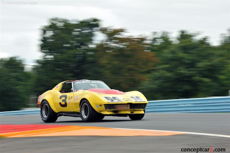 1971 Chevrolet Corvette C3