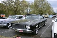 1971 Chevrolet Monte Carlo.  Chassis number 138571K232069
