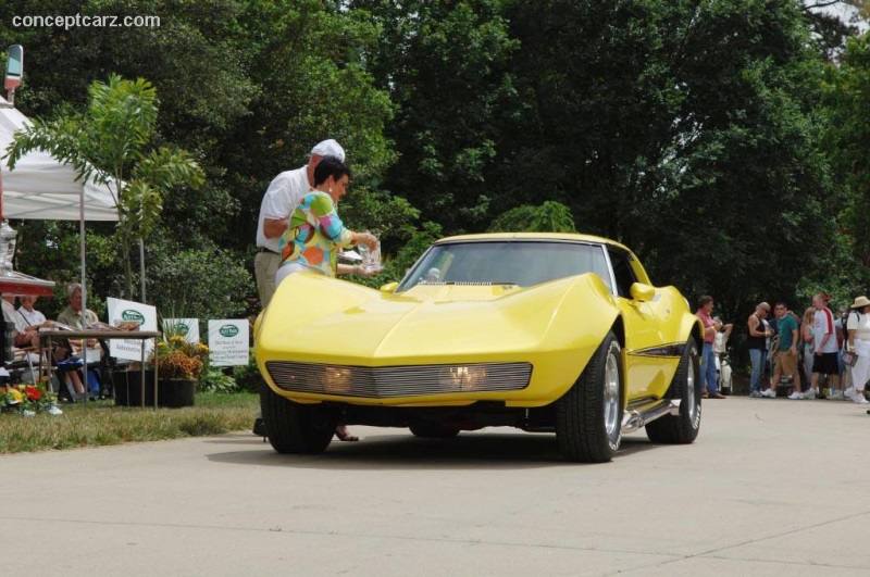 1972 Baldwin-Motion Corvette Moray GT