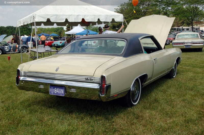 1972 Chevrolet Monte Carlo Image. Photo 31 of 31