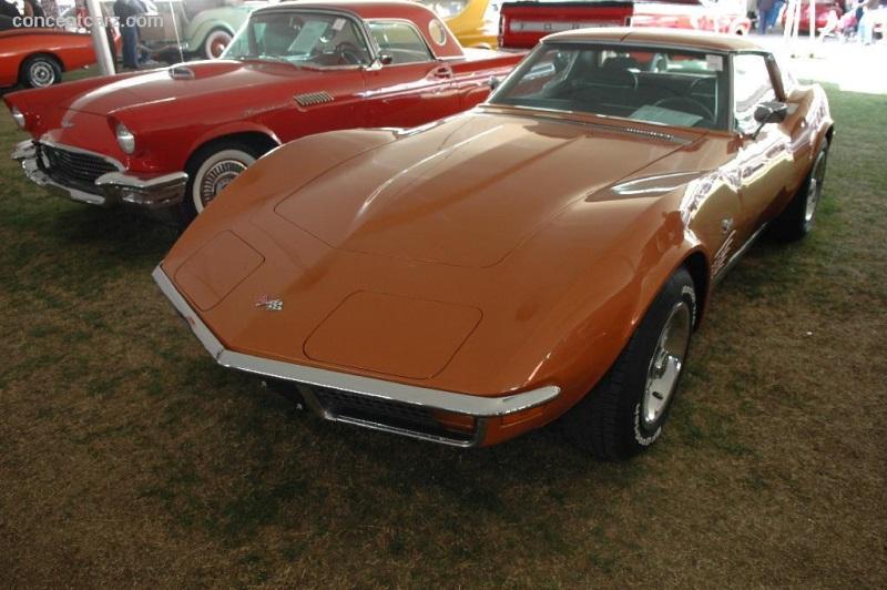 1972 Chevrolet Corvette C3