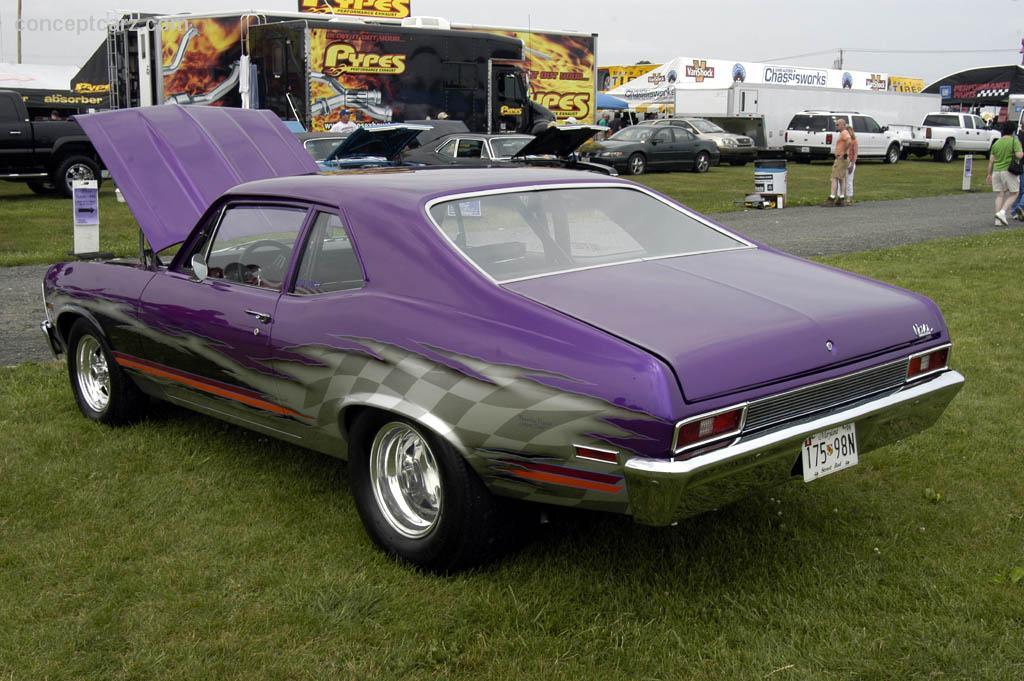 1972 Chevrolet Nova Image Https Www Conceptcarz Com
