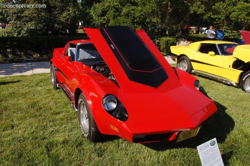 1973 Baldwin-Motion Corvette Manta Ray GT